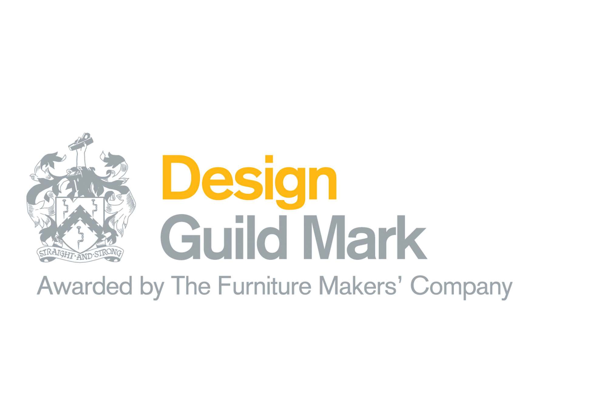 Proud to have been awarded a guild mark for excellence in design for manufacture.