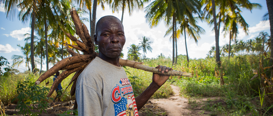 Murrupula, Nampula, Mozambique © Toby Adamson / Oxfam America