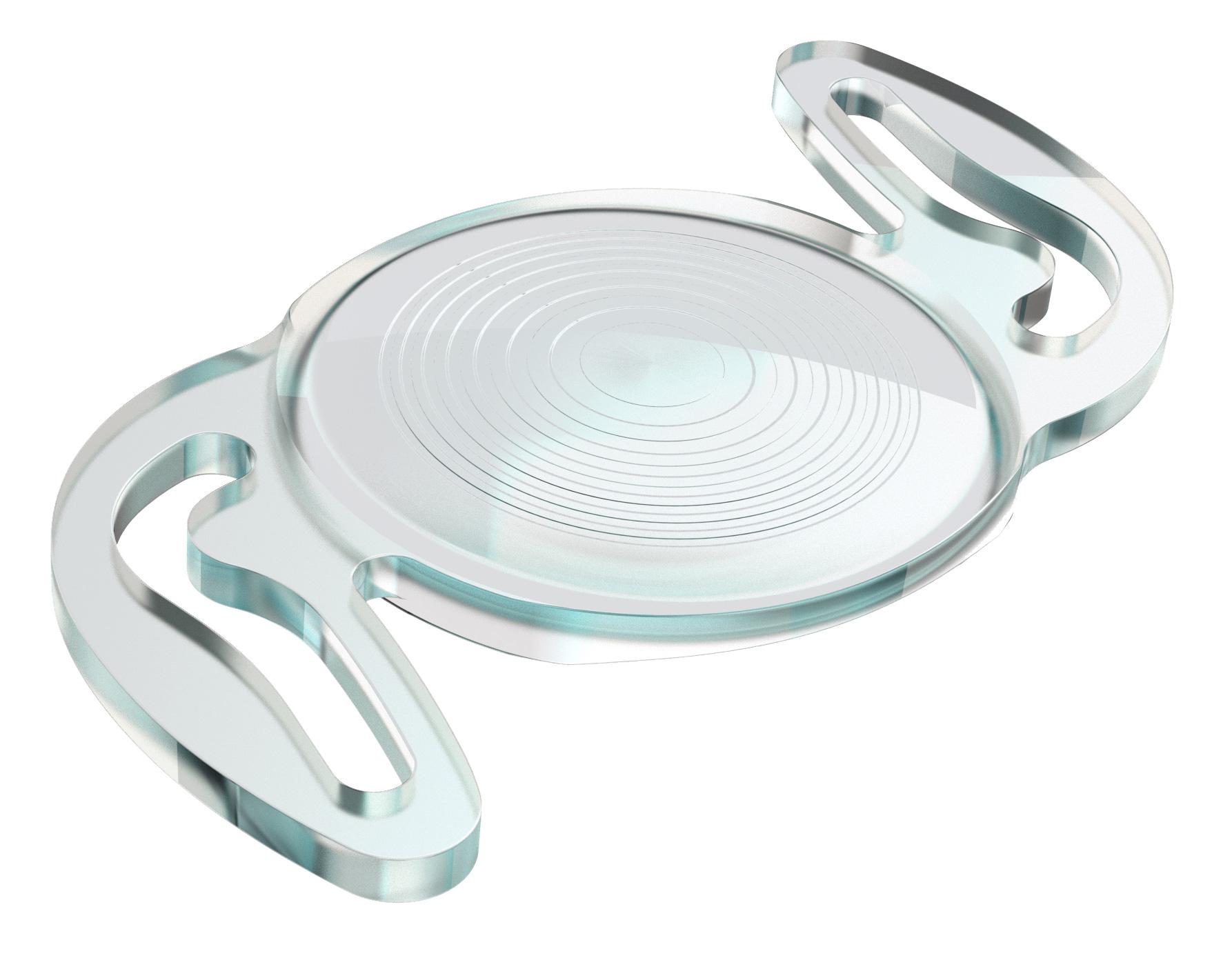 Rayner Trifocal Lens