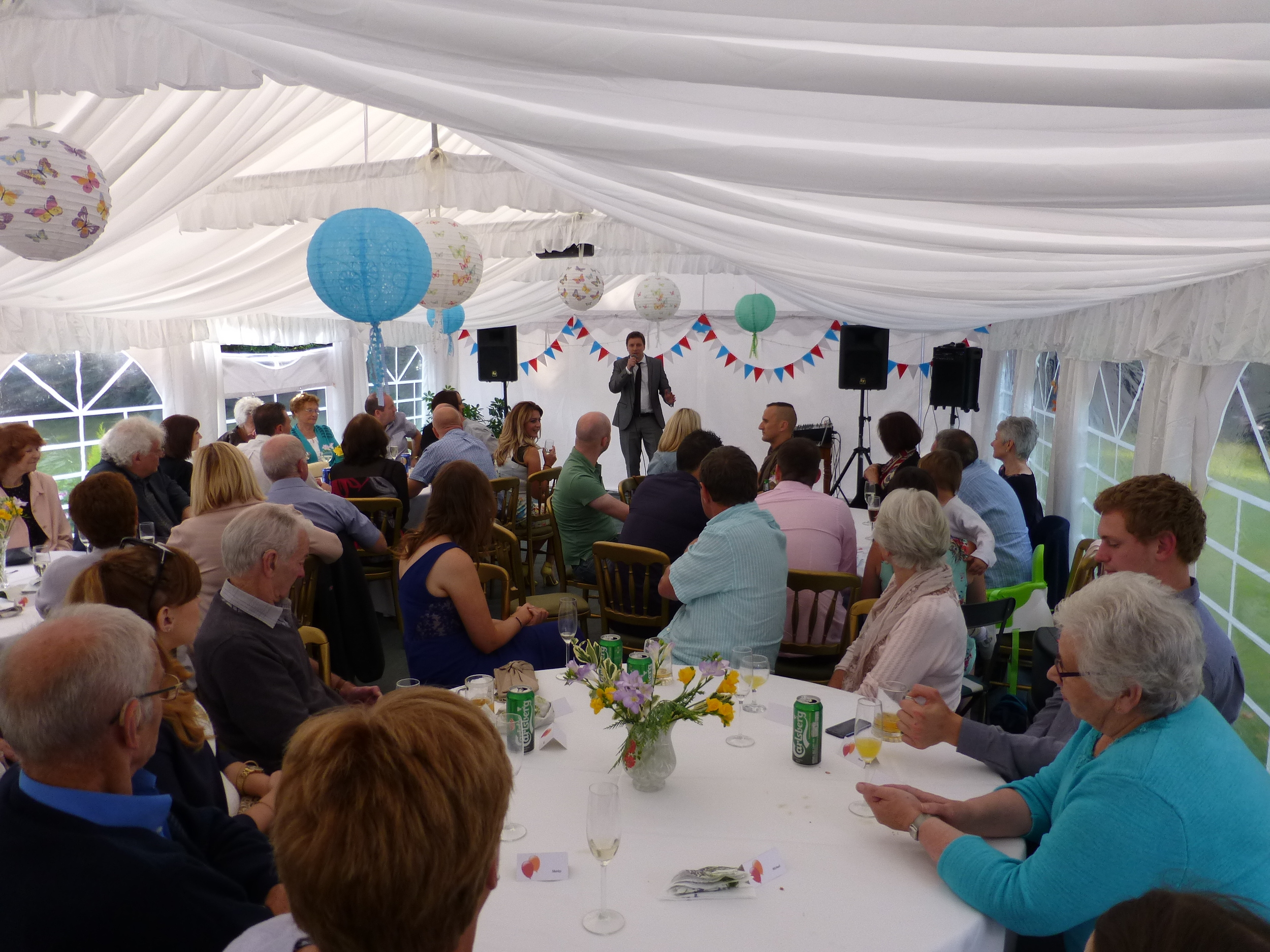 Highfield House Joint birthday party 24.8.14  14.JPG