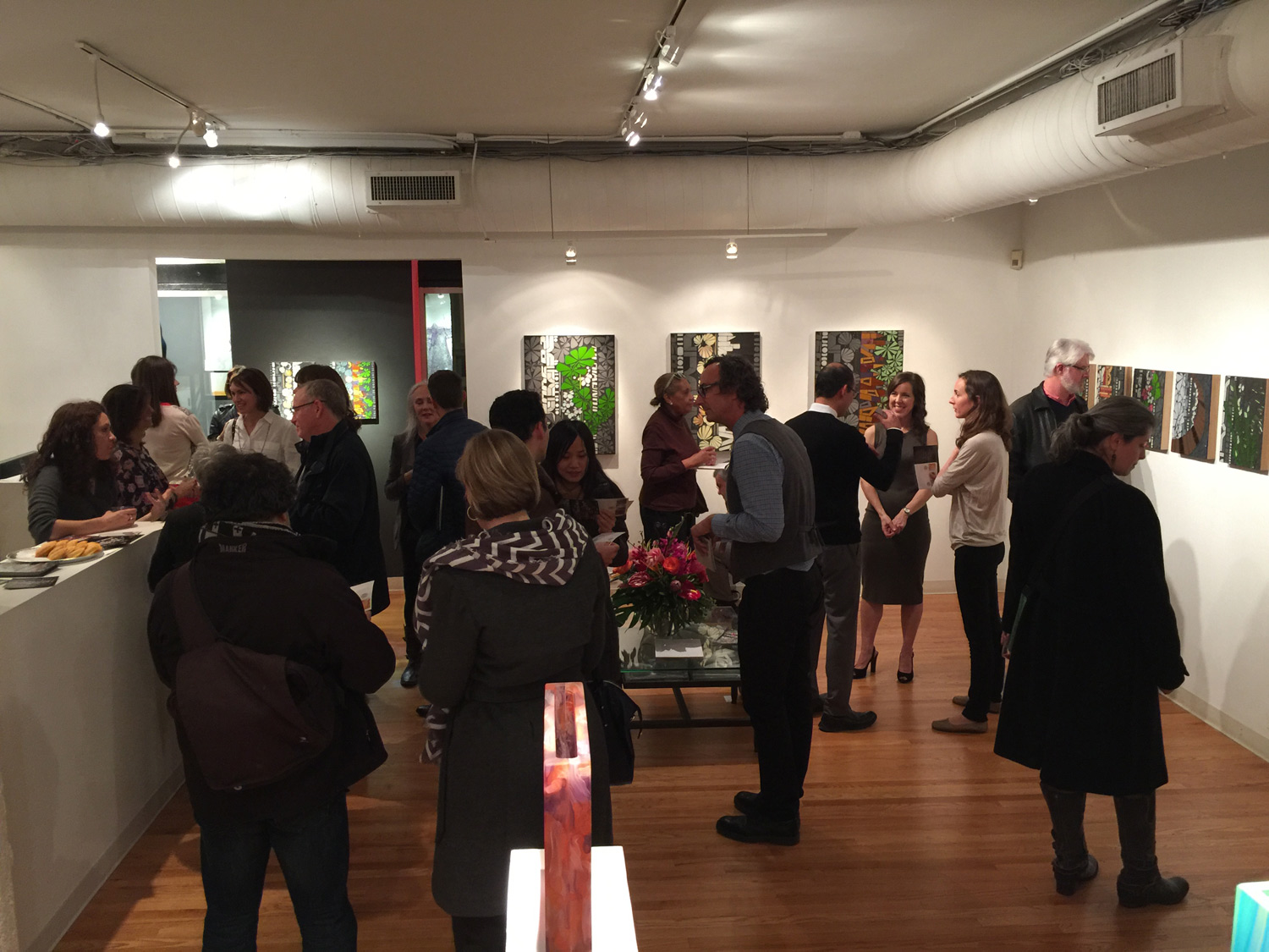 Friday opening | Ken Saunders Gallery, Chicago, IL