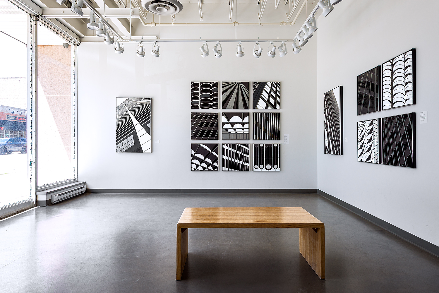 Catching Light: the Art of Architecture at Evanston Art Center May 2018