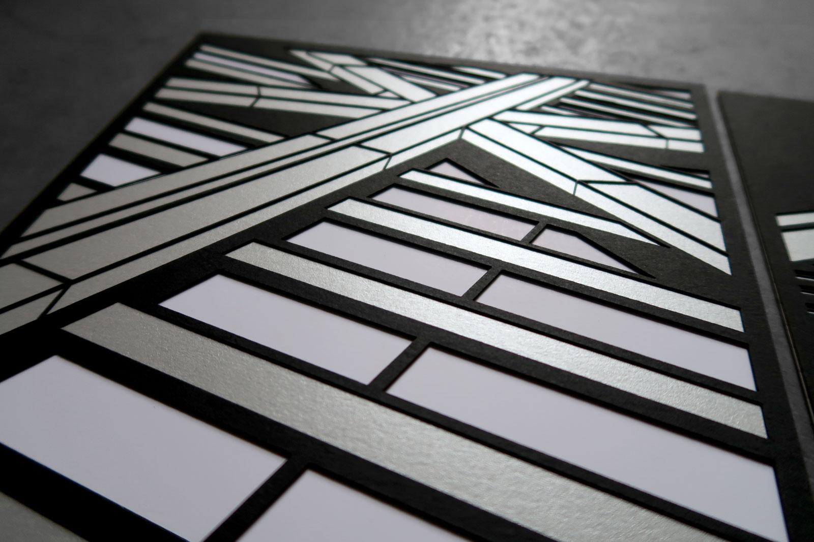 "Crux | lasercut paper | 8.25"" c Heather Hancock 2019"