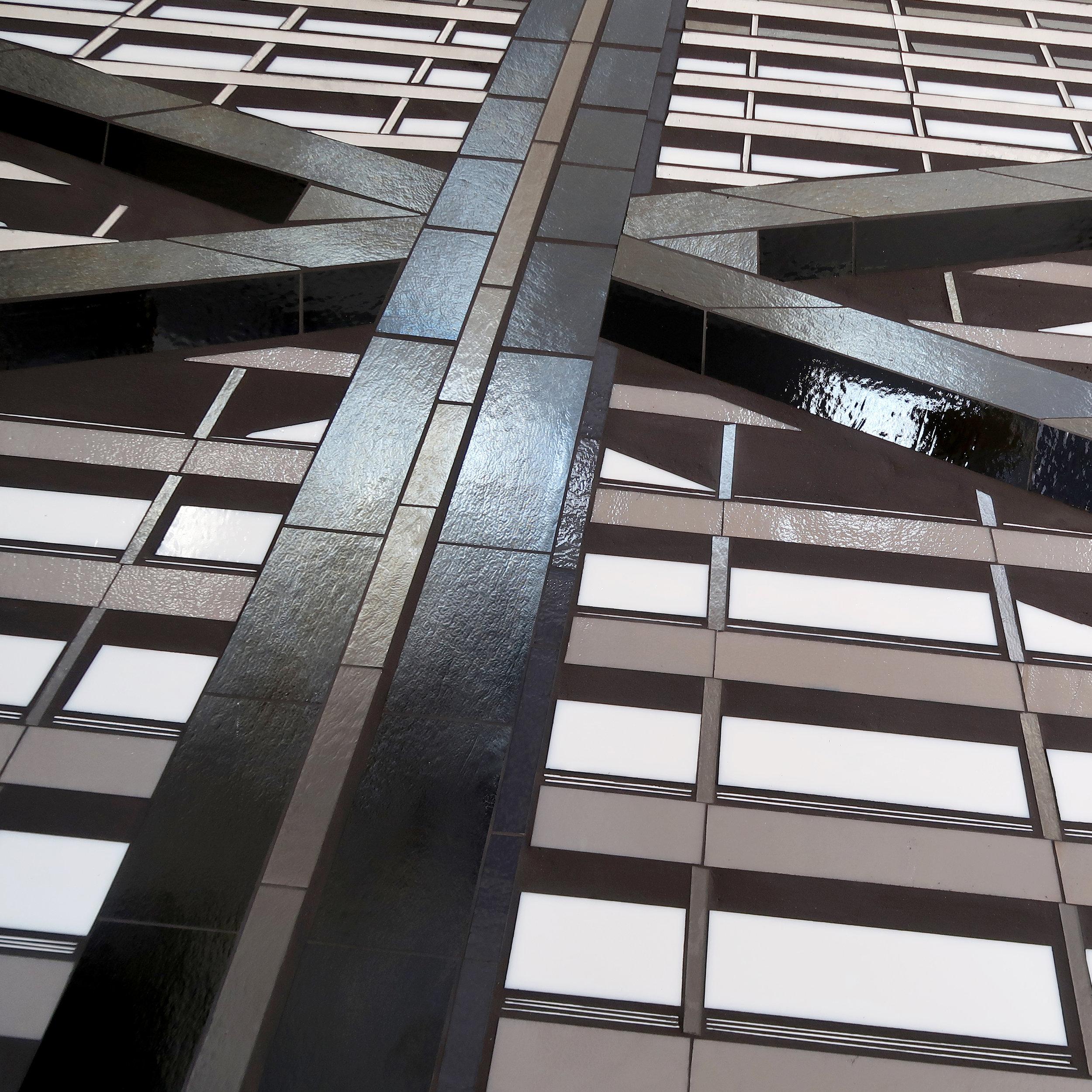 detail Reflect 4.3 beams