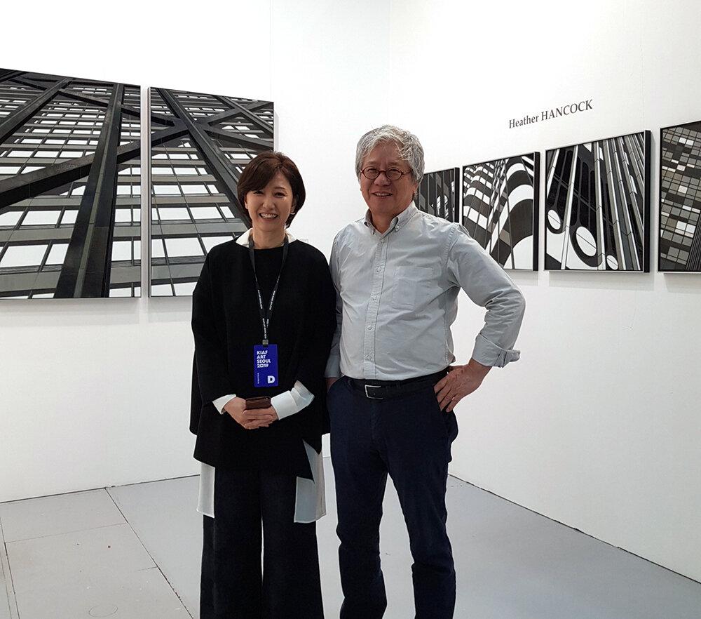 Ms Kim, Gallery Sklo and Andrew Bae, Andrew Bae Gallery