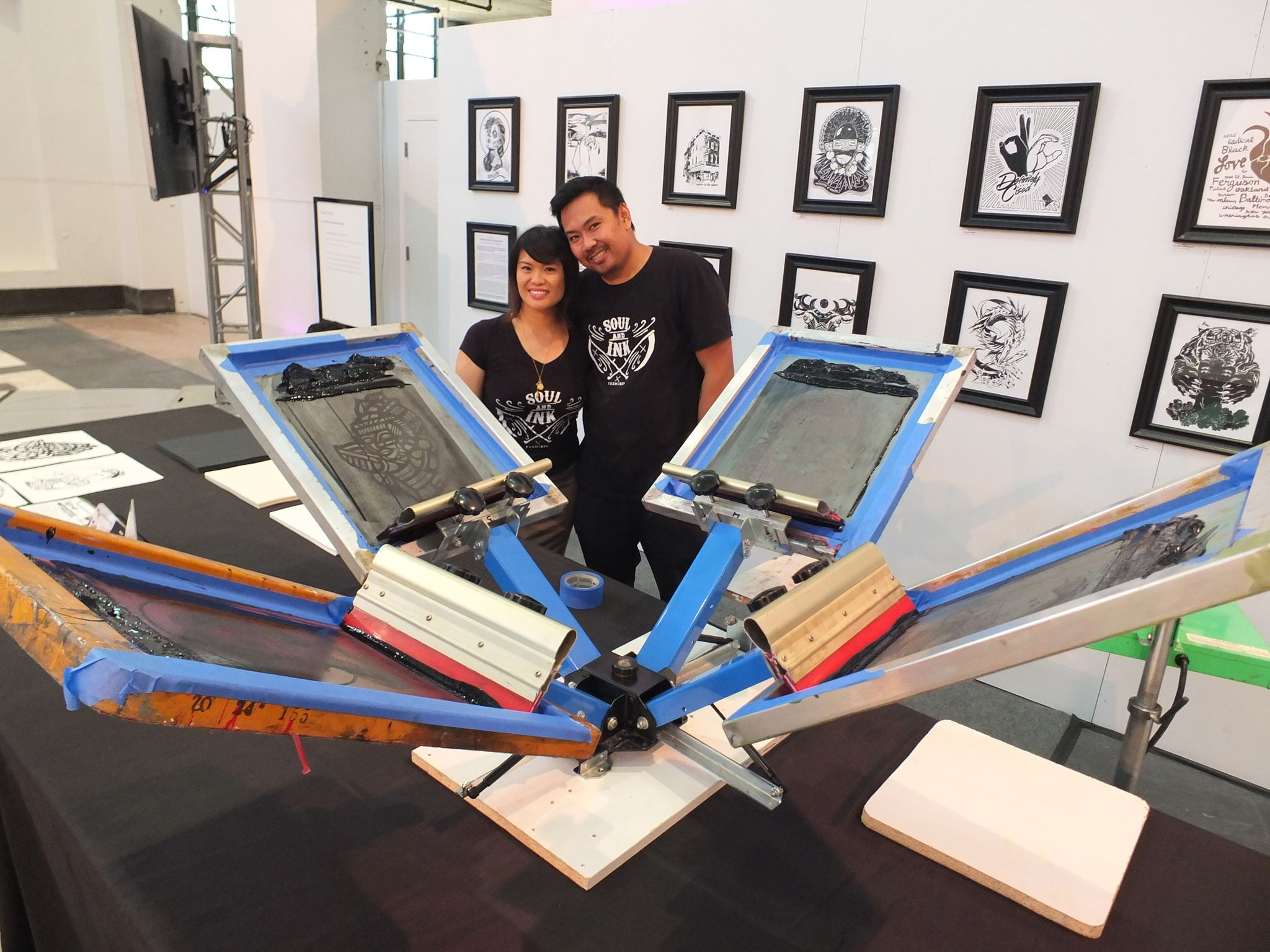 Soul & Ink at CrossLines presenting KRU 2016: The Artist Collection