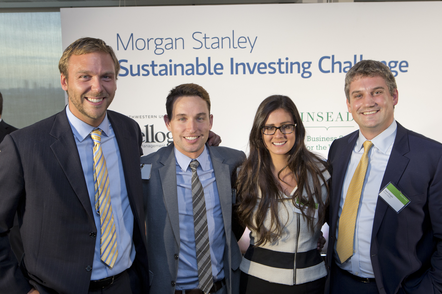 Blue Forest Conservation wins the 2015 Morgan Stanley Sustainable Investing Challenge