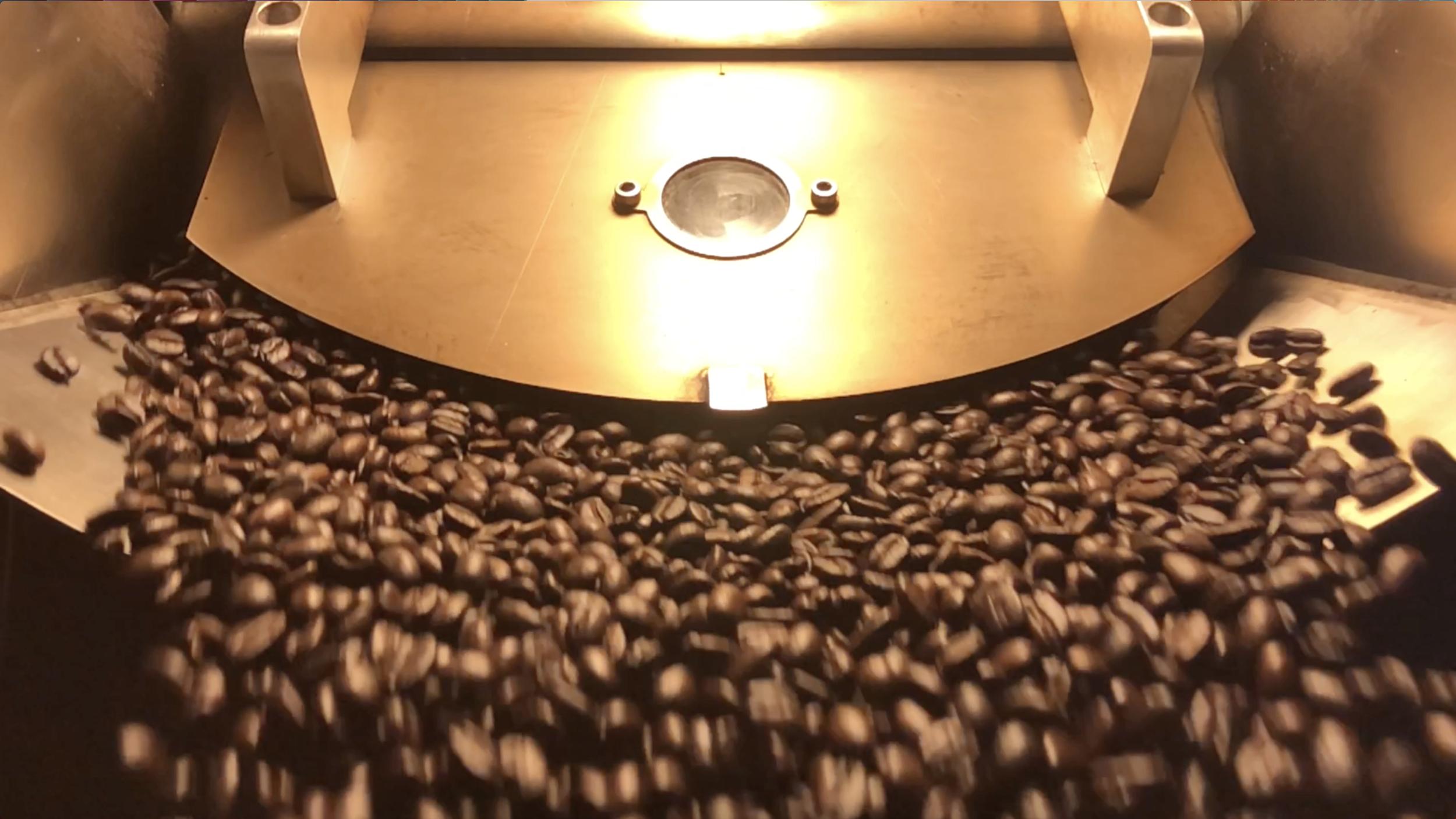 Slow Roasted Coffee