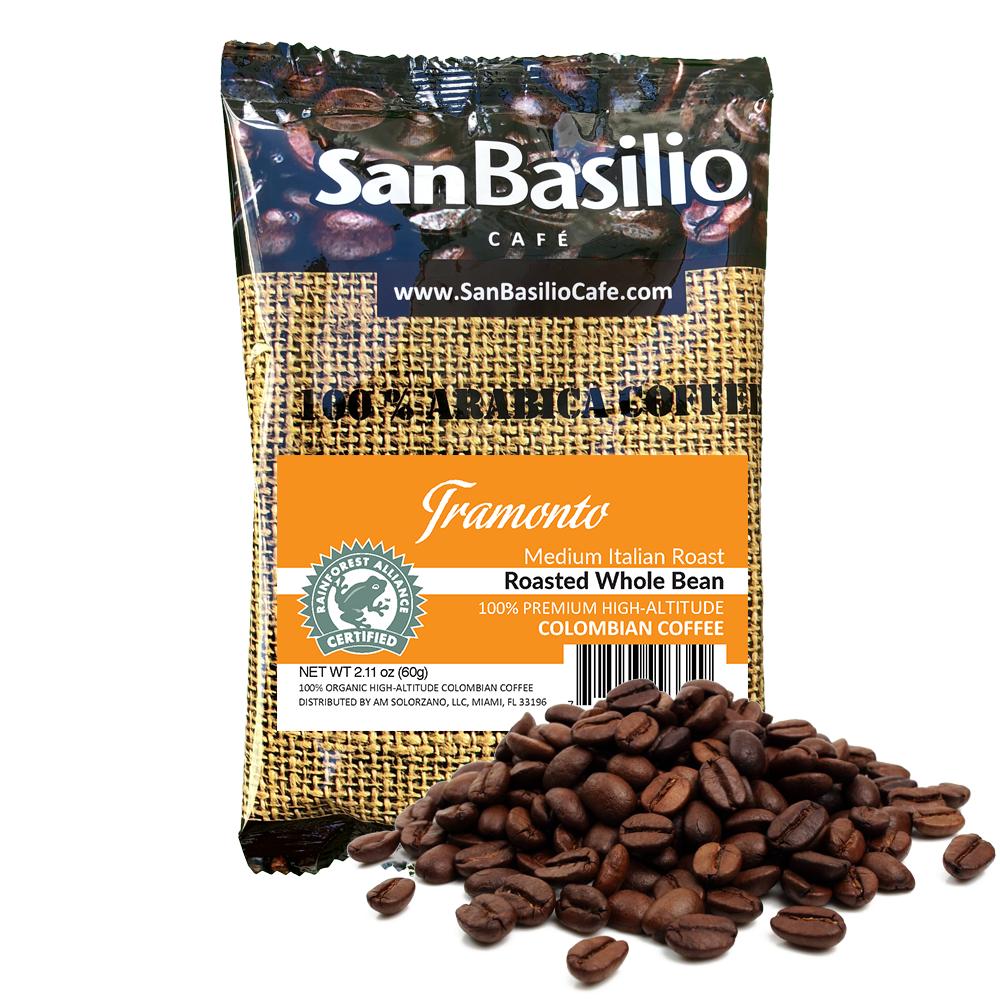 Tramonto Whole Bean Coffee