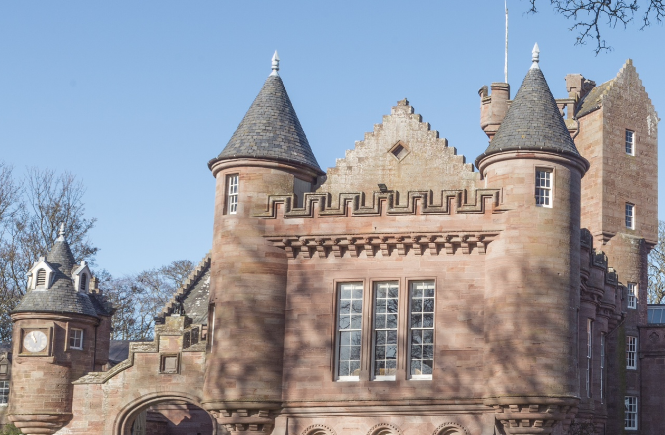 Hospitalfield Interdisciplinary Residency (August 2019)