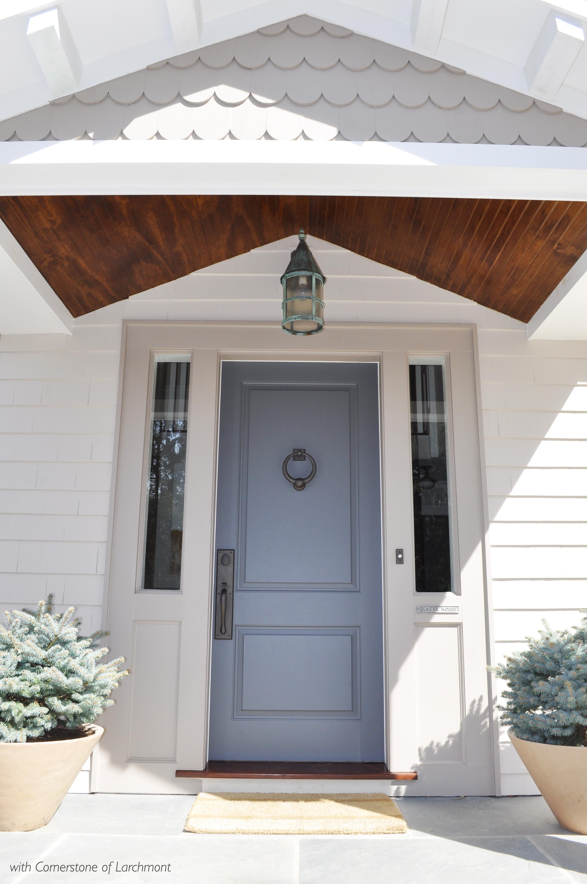 Residential Exterior_Front Door_Blue Door_Sidelights_Exterior Paint Colors_KAM DESIGN LLC.jpg