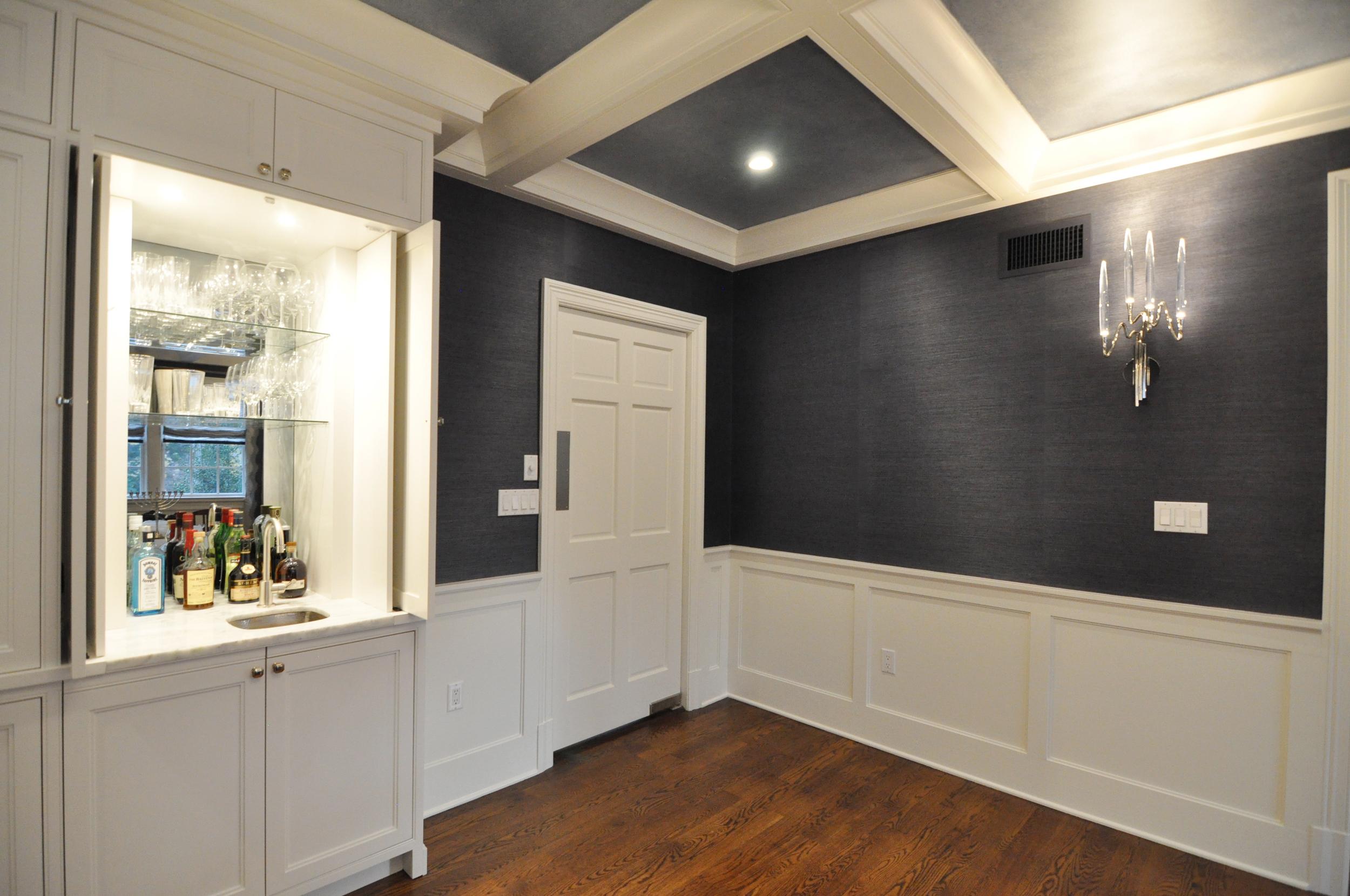 KAM DESIGN_Dining Room Millwork_Wet Bar_Wainscotting_Coffered Ceiling - 1.jpg