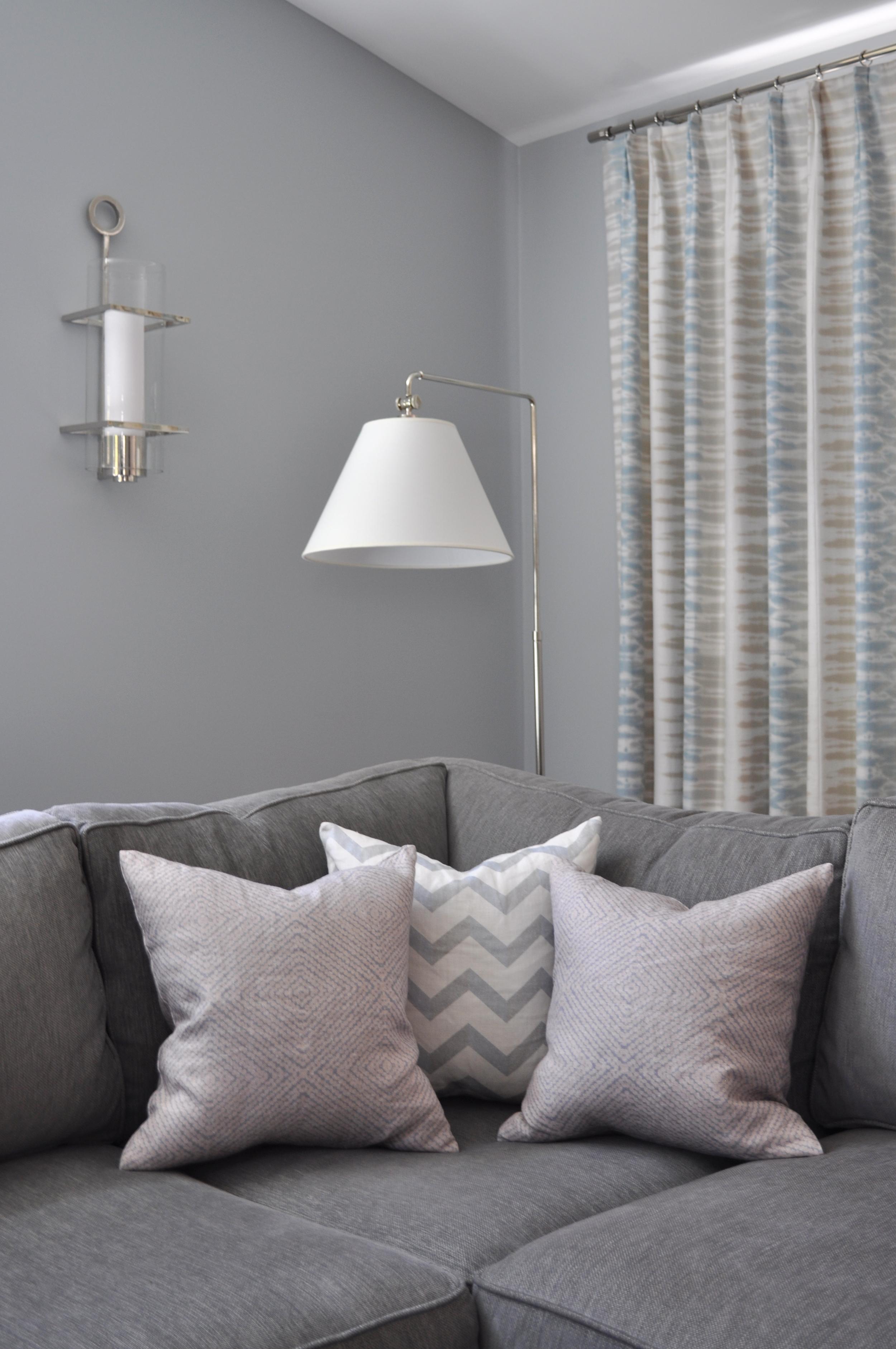 Mamaroneck NY_Contemporary Coastal Family Room_Custom Pillows_Kravet Fabric Custom Drapery_Ralph Lauren Standing Lamp_Interior Designer Kim A Mitchell_KAM DESIGN_2016_for Web.jpg
