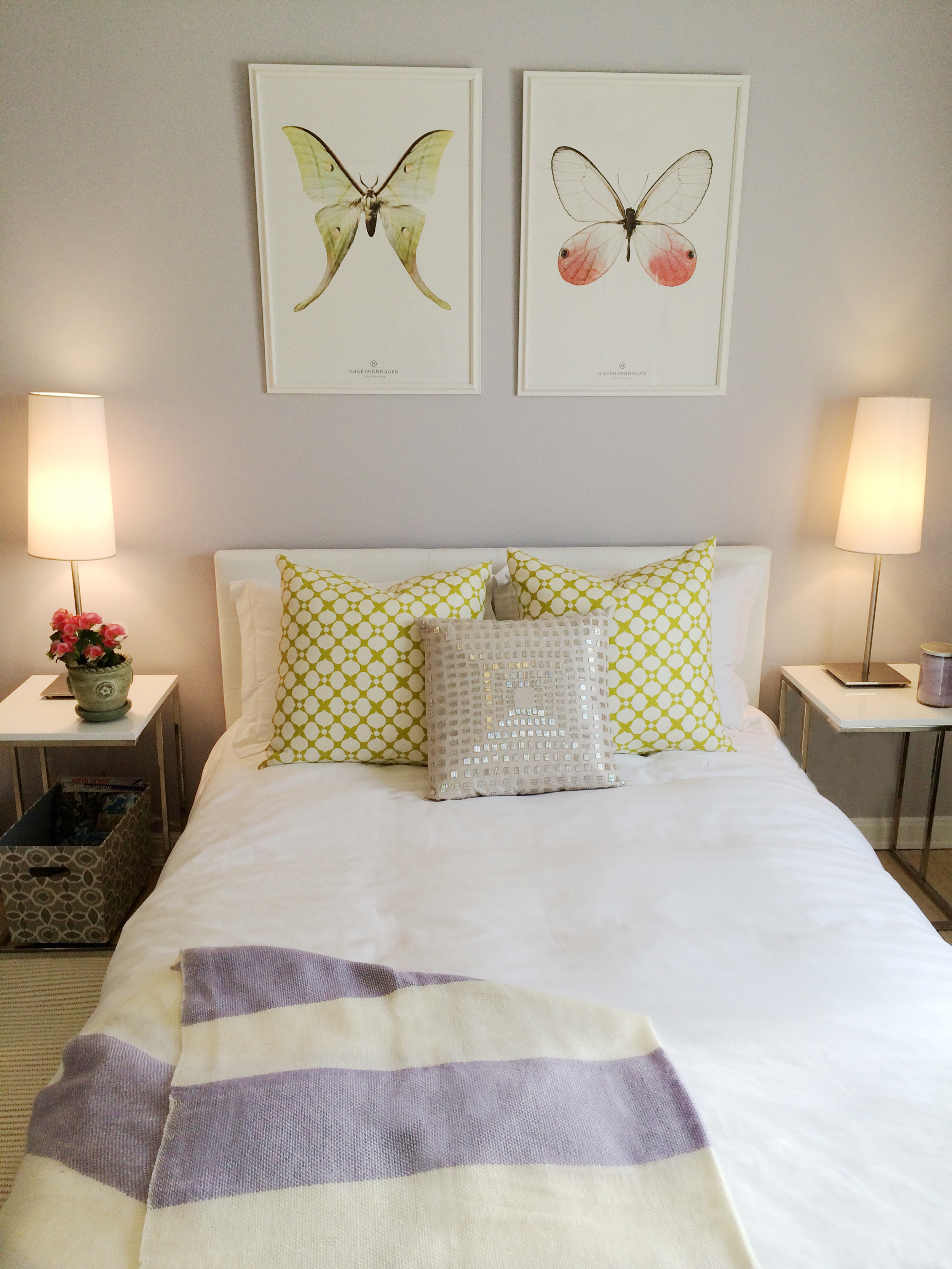 Kim Annick Mitchell_Production Designer_HGTV_Buying and Selling with The Property Brothers_Season 3_Episode 316_Girl Bedroom_Kontrast Butterfly Art.jpg