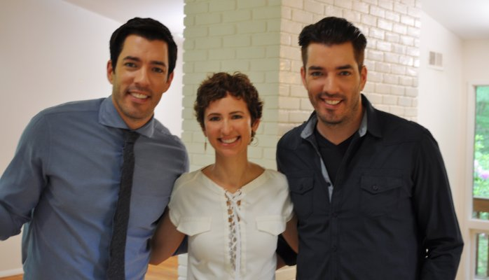 'Property Brothers' Use Hudson Valley Interior Designer for New Season of Shows  - Larchmont Patch