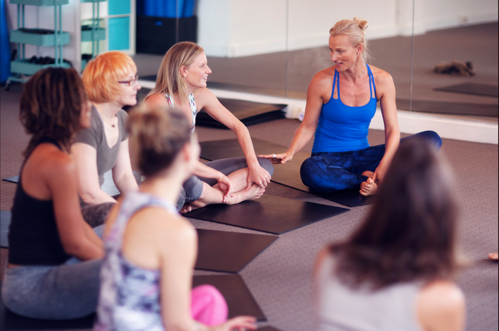 Yoga & Pilates class Perth