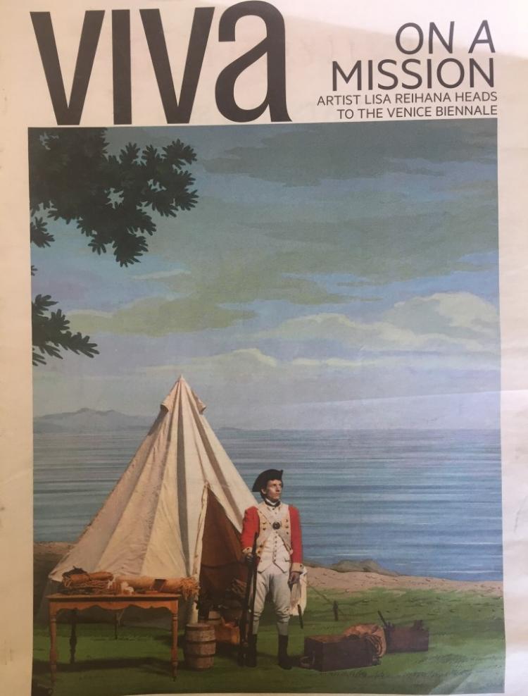 Viva production mention - April 2017