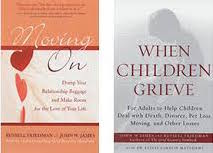 For Adults who need to Move On from relationship breakup & helping When Children Grieve from all kinds of circumstances.