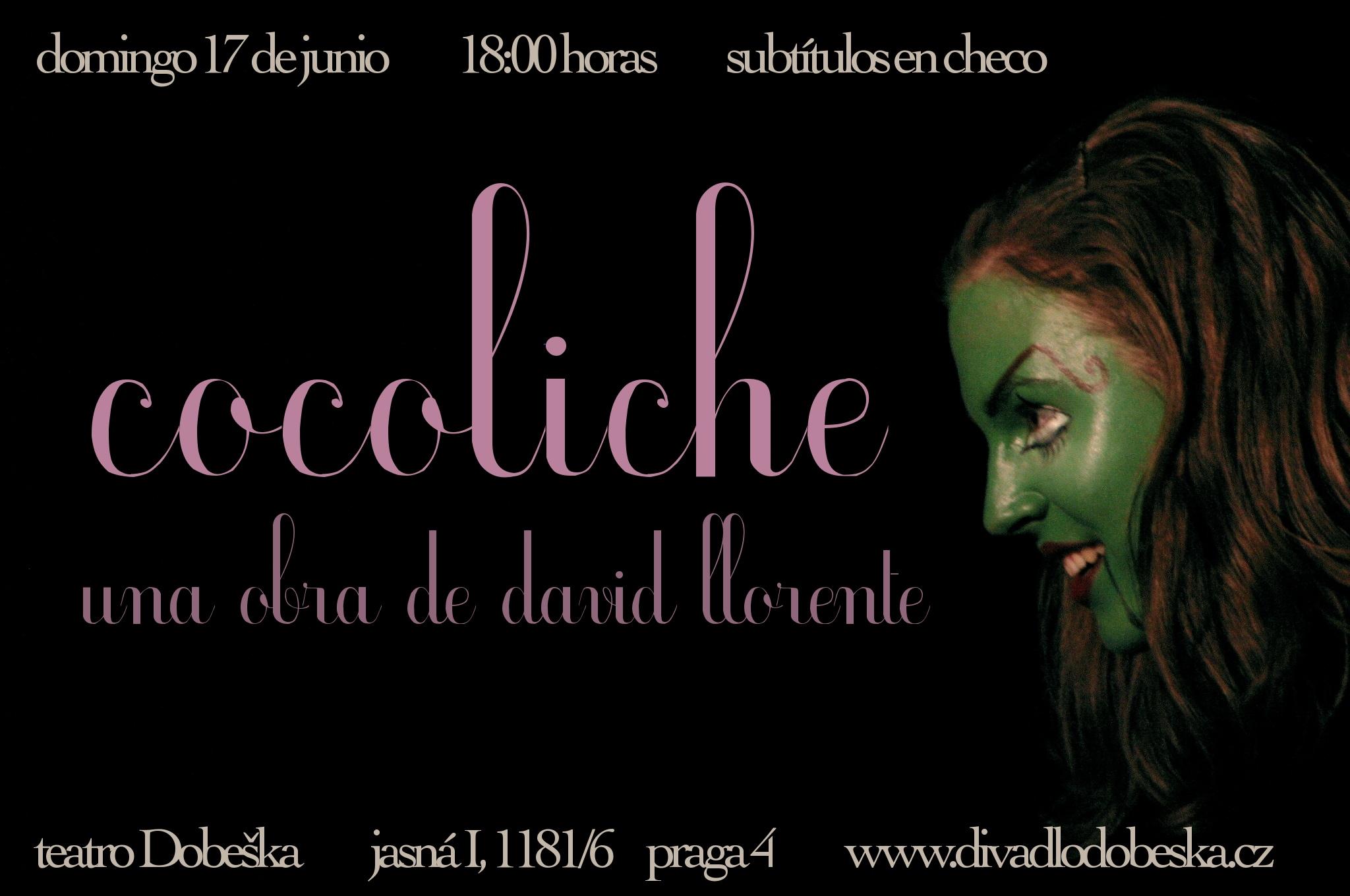 David Llorente. Teatro. Cocoliche