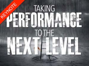 Taking Performance to the Next Level - presentation by keynote speaker Kevin Biggar
