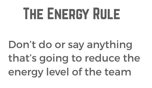 Kevin Biggar energy rule