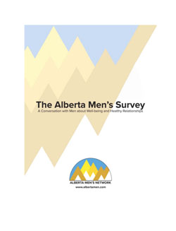 The Alberta Men's Survey - A Conversation with Men about Well-being and Healthy Relationships