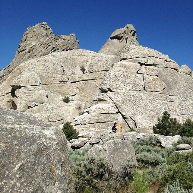 """Studies for """"The Perfect Moment"""" at City of Rocks #findyourpark #nps100 #parkscanada #mapplethorpe #nps @neaarts @nationalparkservice"""