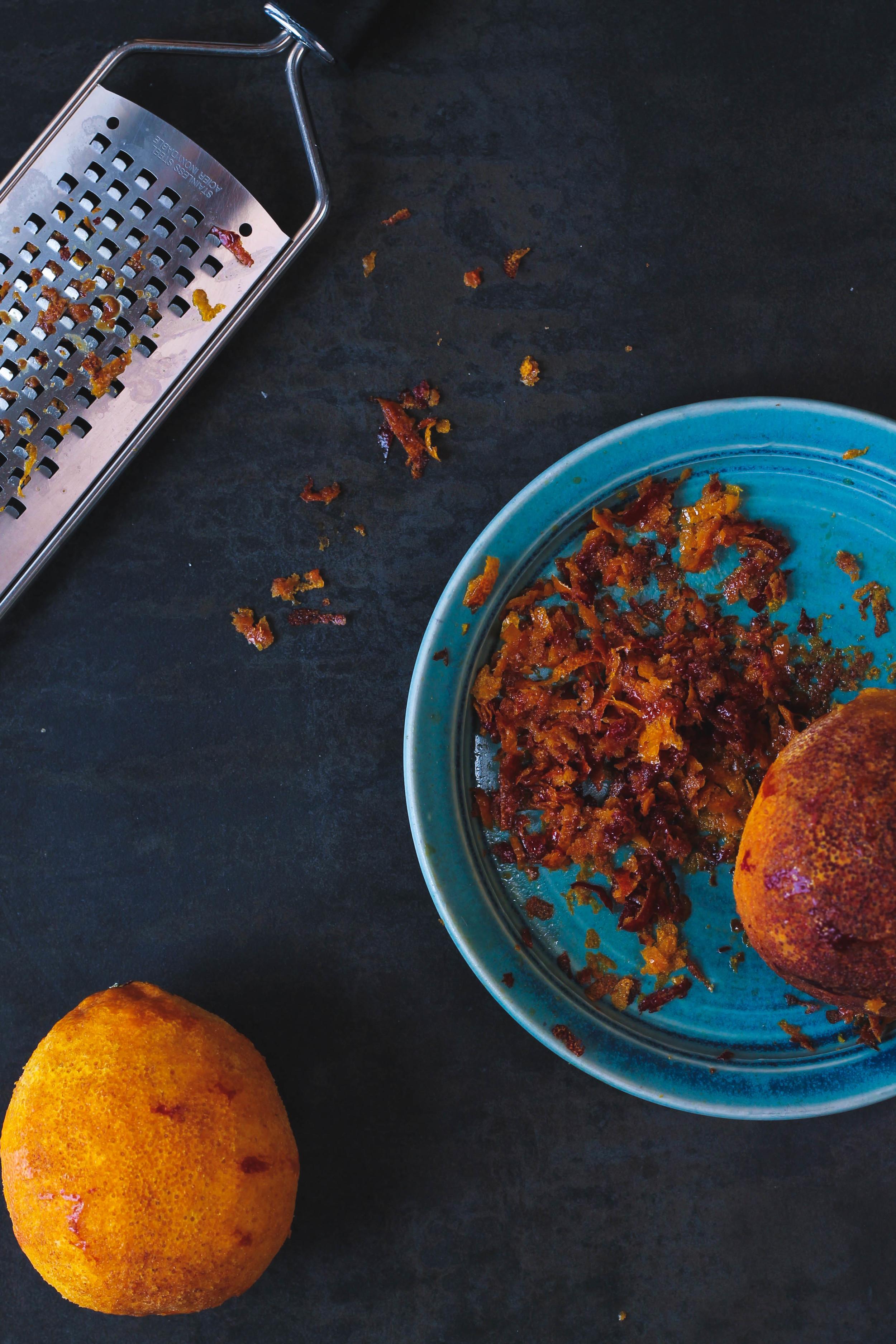 Cardamom + Blood Orange Tsoureki: Greek Easter Bread || Cream + Honey