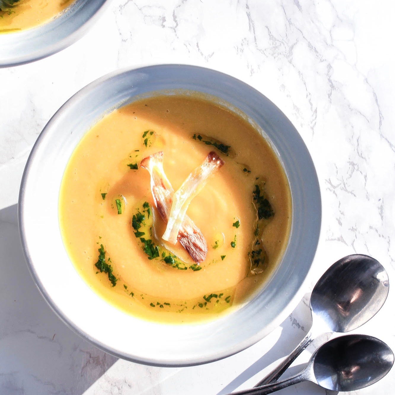 ROOT VEGETABLE SOUP (A GUIDE TO)