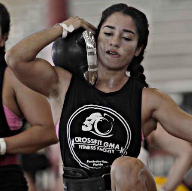 Karina Torres - CF-LVL1
