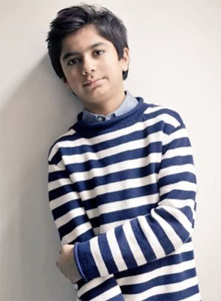 Neel Sethi as Dixon and Ulyxses