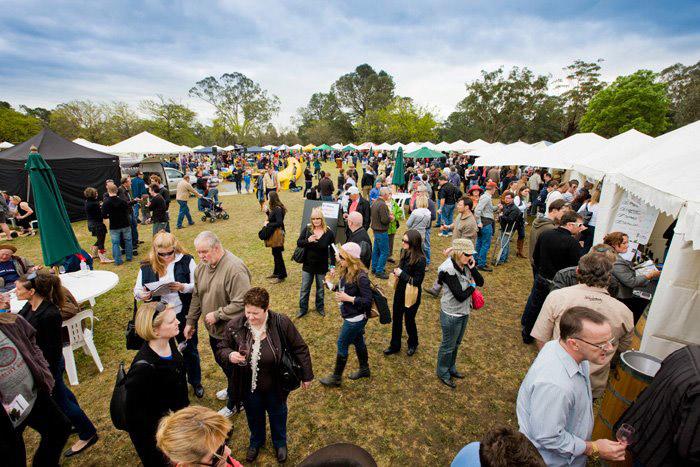 Heathcote Wine & Food Festival