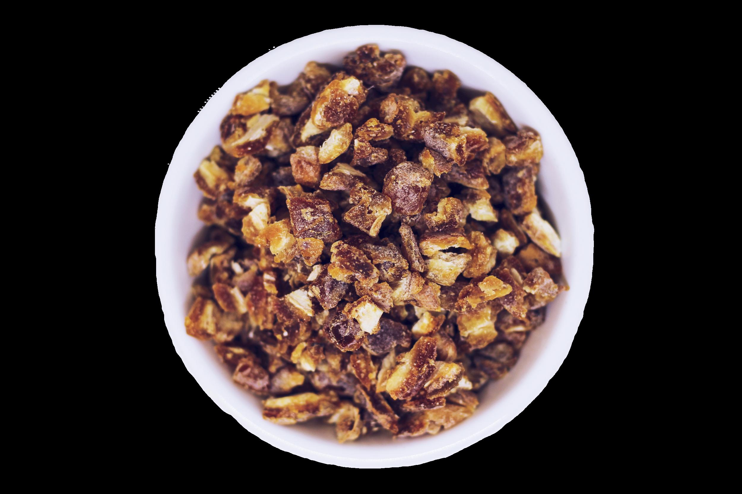 Chopped dates - al barakah dates