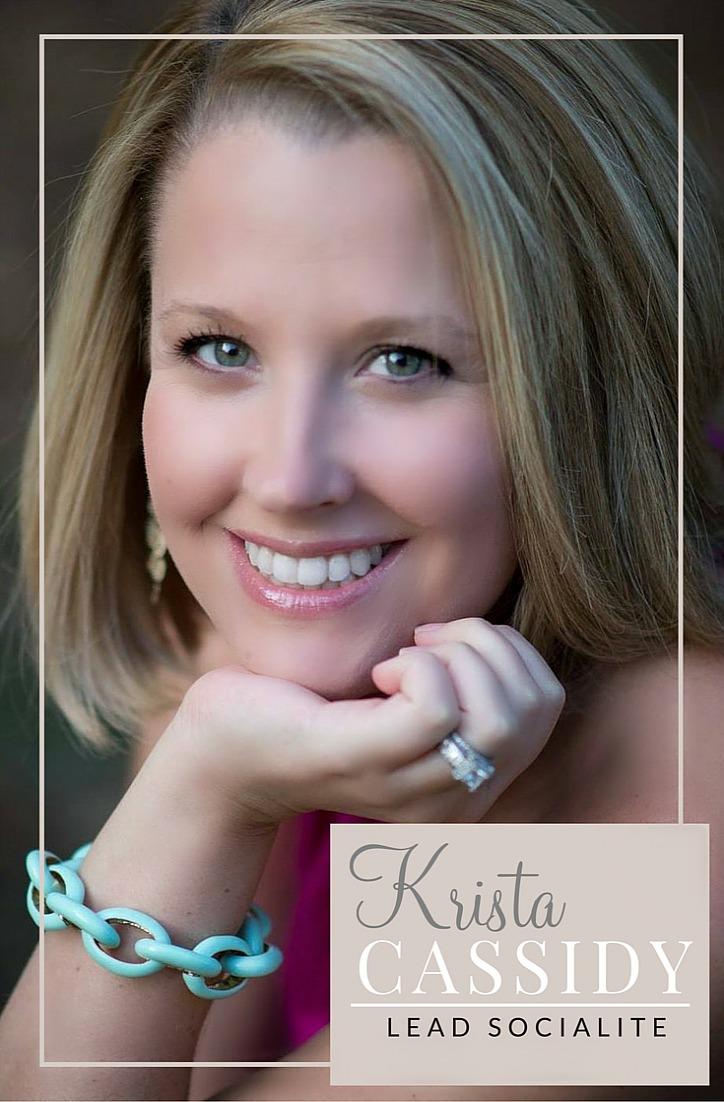 Krista Cassidy - Founder of SGM
