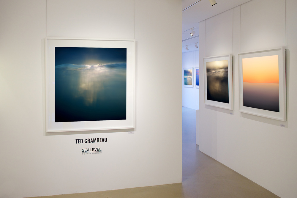 Ocean Fine Art Photography Exhibition at the Stanley Street Gallery in Sydney for the Head On Photo Festival as a feature solo exhibition.