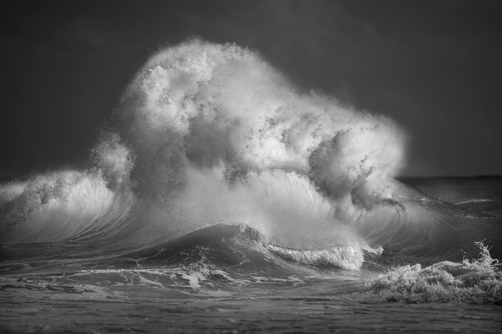 Ocean Wave Photography Print