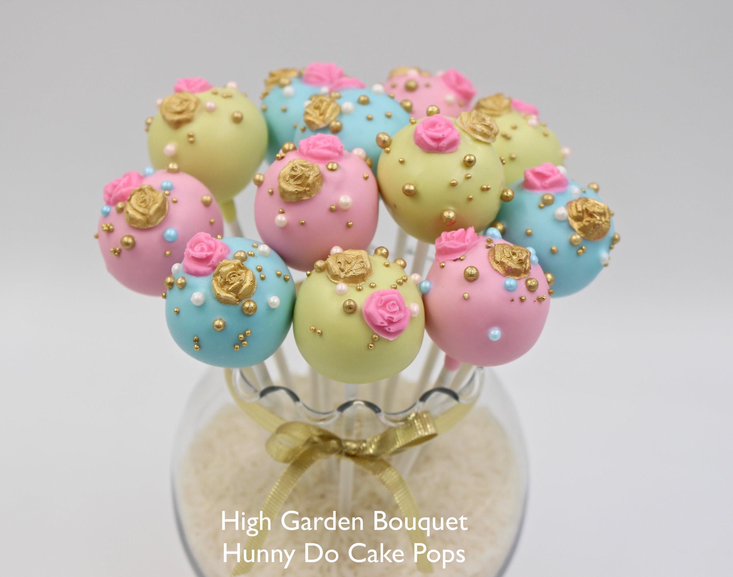 High Tea Garden Cake Pop Bouquet Hunny Do.jpg