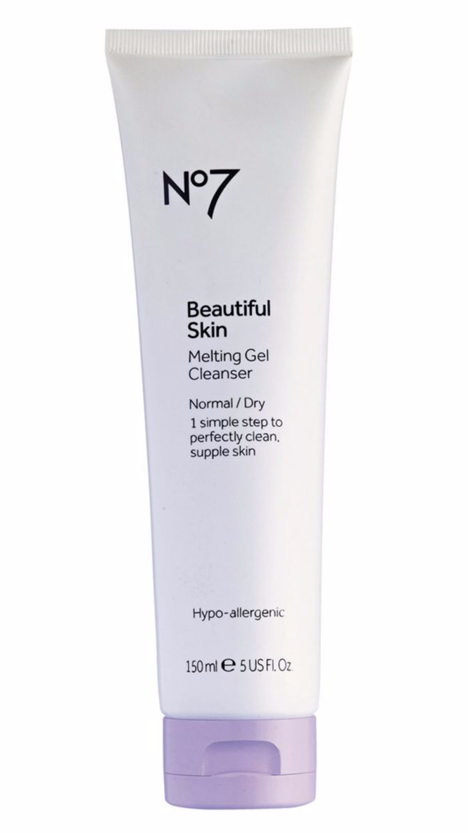 No7 Beautiful Skin Melting Gel Cleanser normal/dry