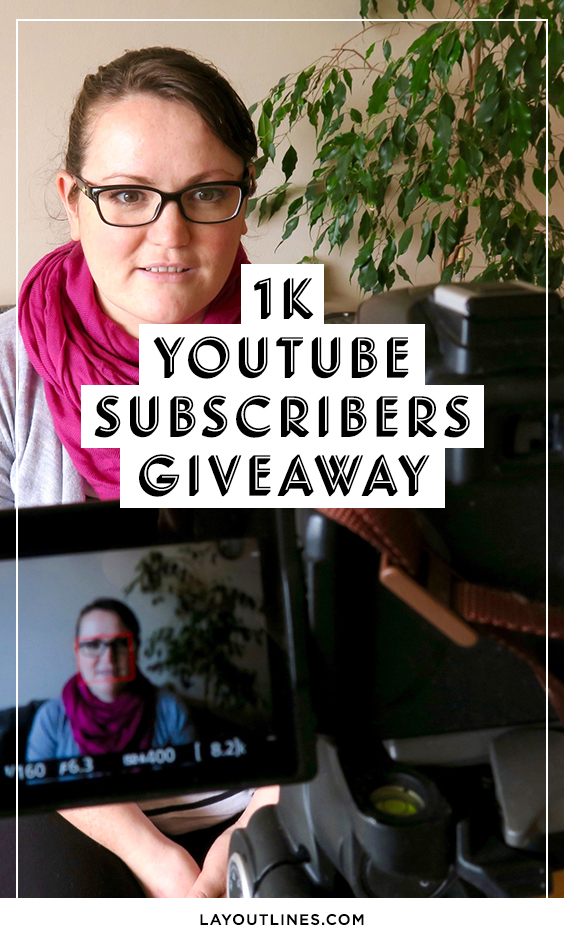 1,000 YOUTUBE SUBSCRIBERS GIVEAWAY