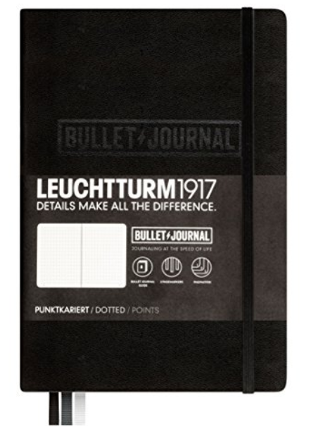 Bullet Edition Journal Notebook
