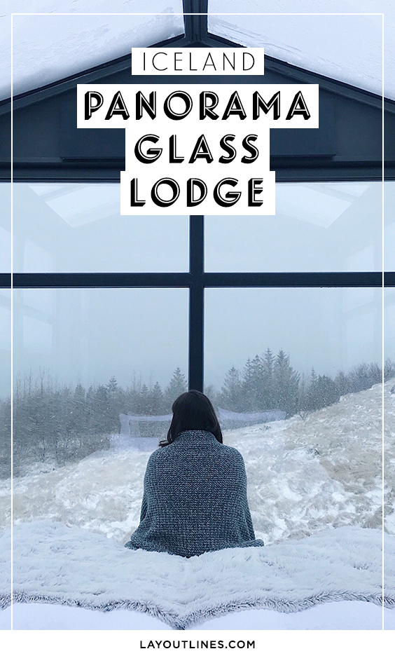Panoramic Glass Lodge Iceland