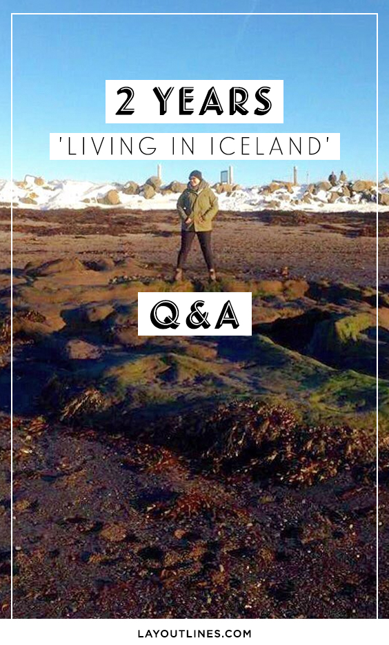 LIVING IN ICELAND Q&A