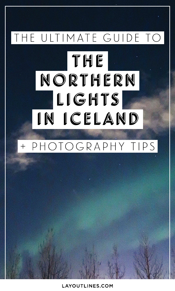 HOW TO NORTHERN LIGHTS ICELAND