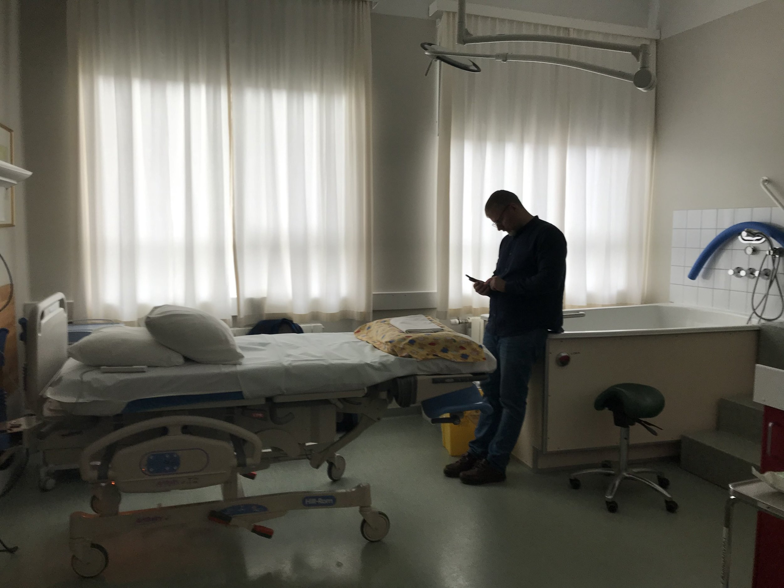 Landspítali Hospital Birth Suite
