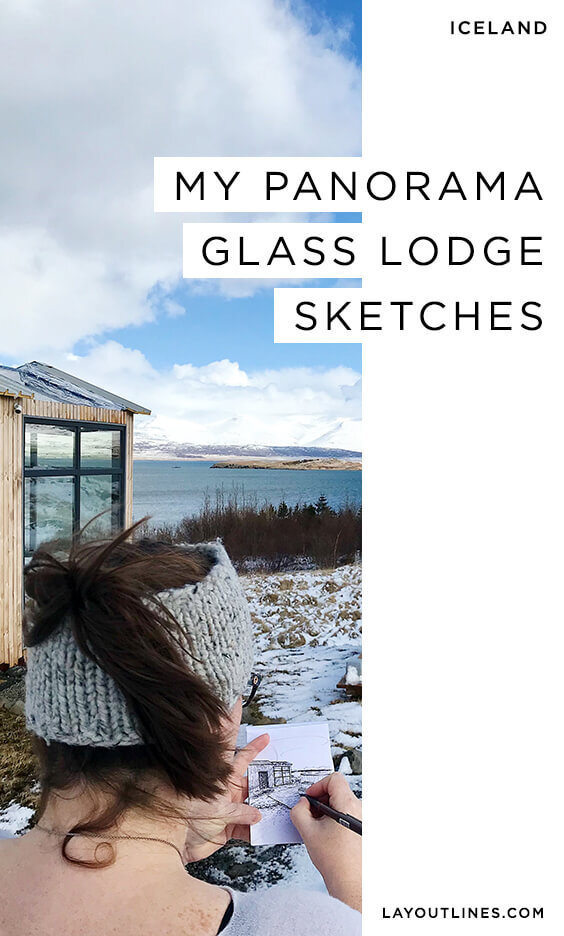 My Panorama Glass Lodge Sketches