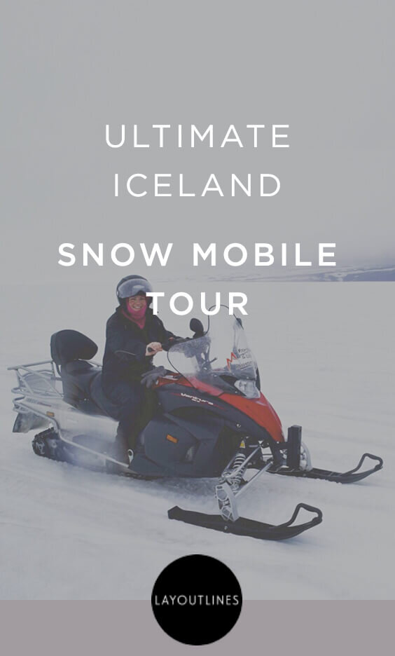 Ultimate Iceland Snow Mobile Tour