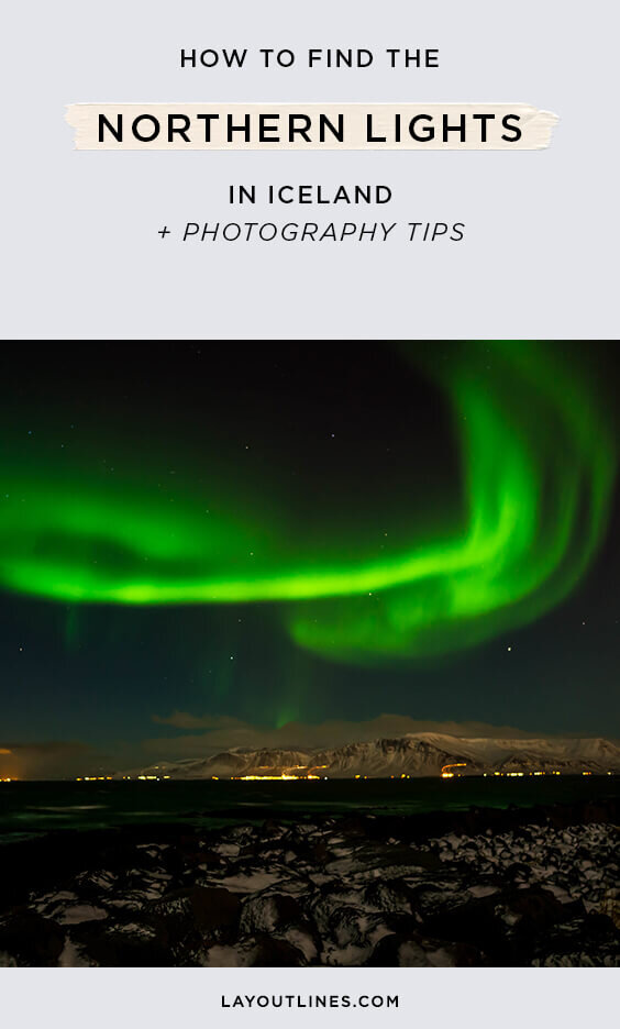 Northern Lights in ICELAND PHOTOGRAPHY TIPS