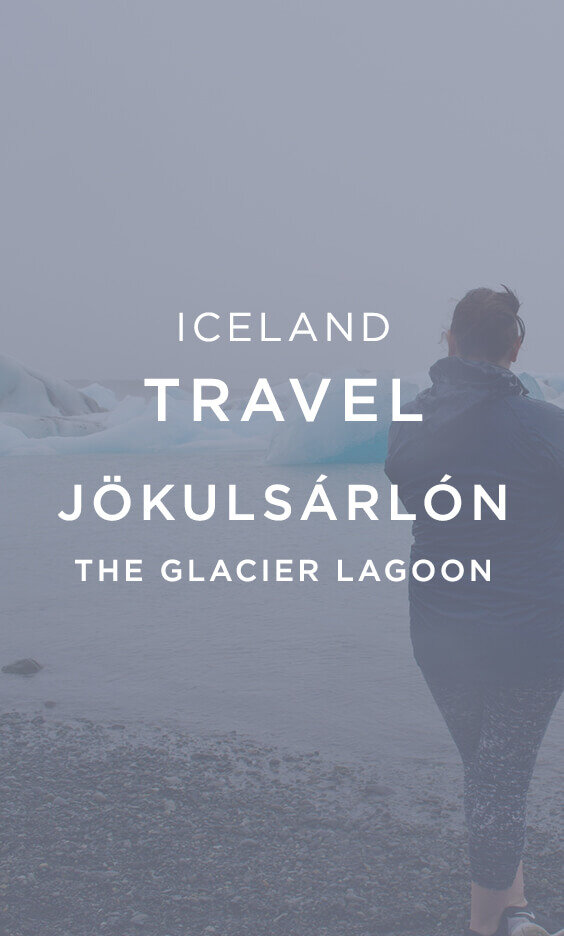Iceland Travel Jökulsárlón The Glacier Lagoon