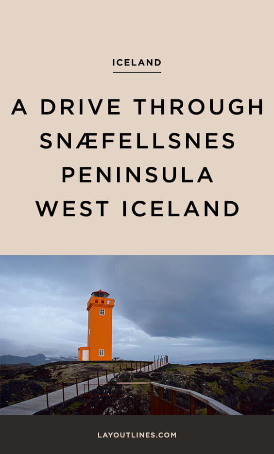 A Drive Through the SNÆFELLSNES PENINSULA Iceland