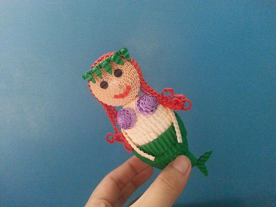 Little Mermaid is one of the easiest Kokorus to make, says Ash.